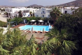 facilities villa katerina pool view