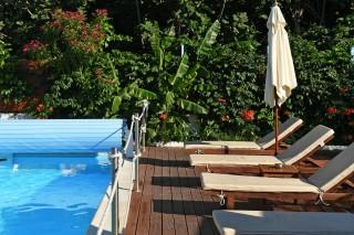 facilities villa katerina sunbeds