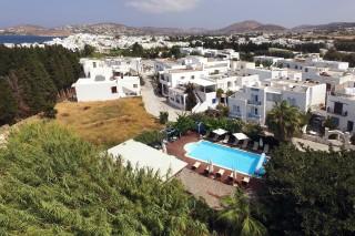 location villa katerina paros