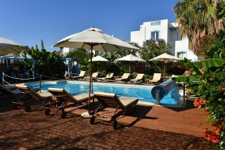 villa katerina paros hotel